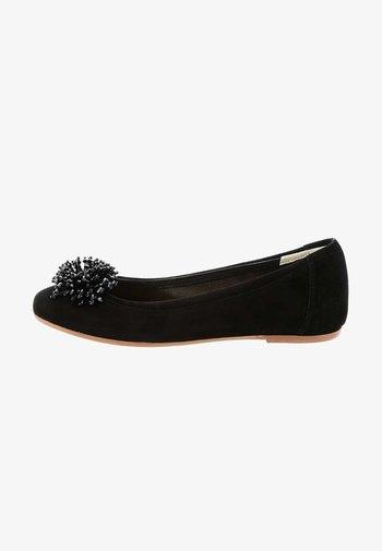 TUARASI - Ballet pumps - black