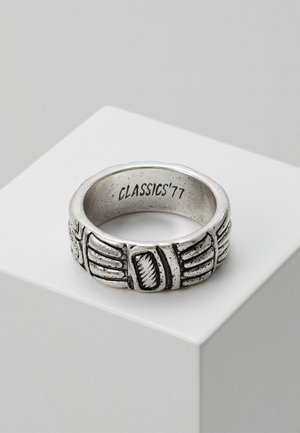 TOTUM BAND - Ring - silver-coloured