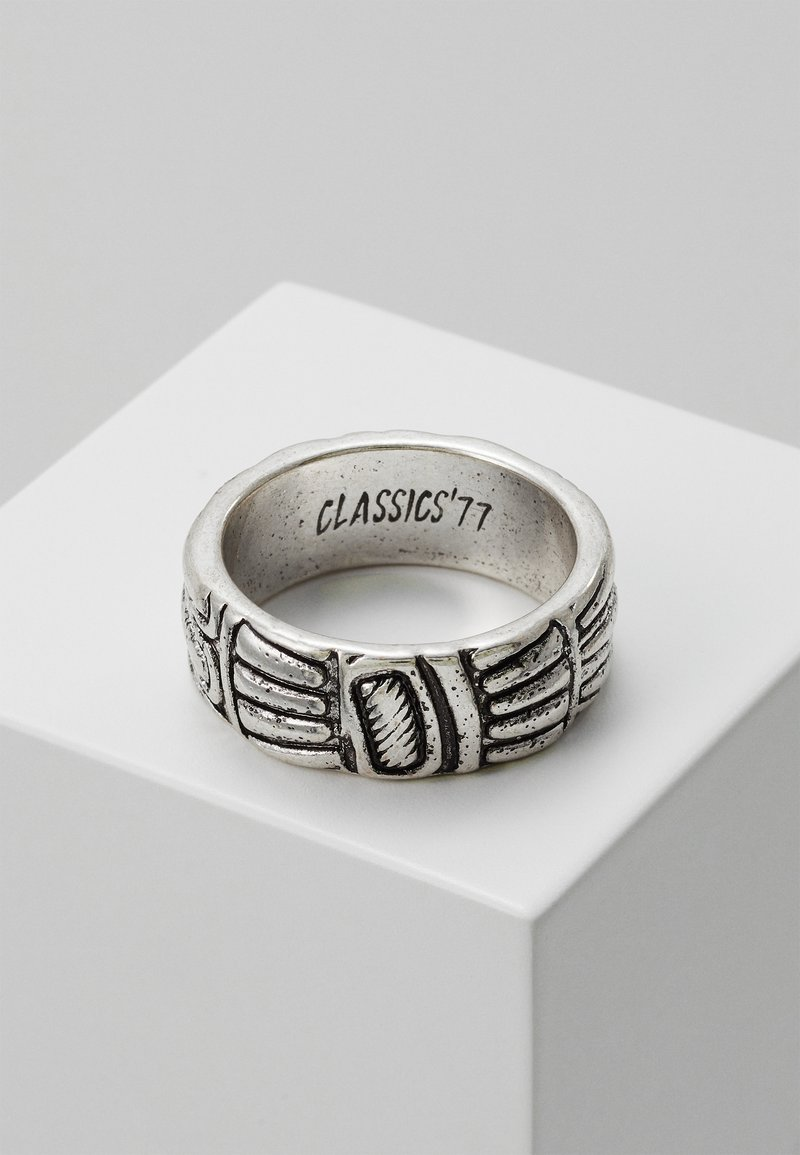 Classics77 - TOTUM BAND - Ring - silver-coloured