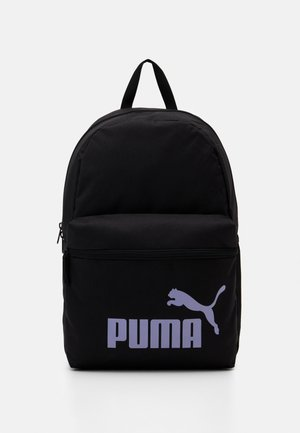 PHASE BACKPACK - Rucksack - black/sweet lavender