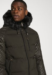 Glorious Gangsta - ARAGO - Winter jacket - khaki - 4