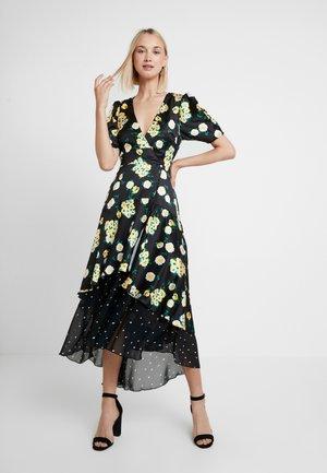 ANEMONE MIDI DRESS - Maxi šaty - black