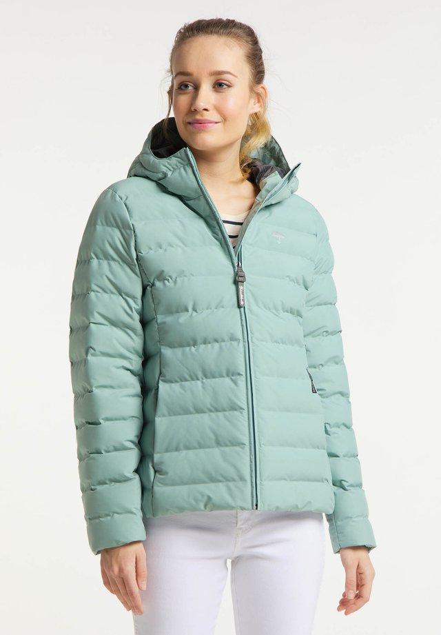 Zimní bunda - rauchmint