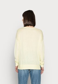 Selected Femme - Jumper - young wheat - 2