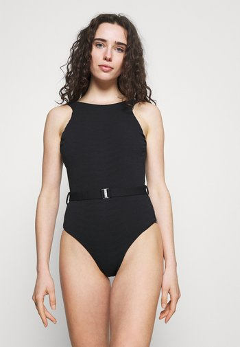 SEASIDE SOIREE MAILLOT - Swimsuit - black