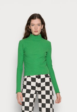 TINDRA  - Long sleeved top - mint green
