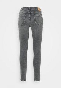 Marc O'Polo DENIM - ALVA REGULAR - Slim fit jeans - multi/pigeon mid grey - 6