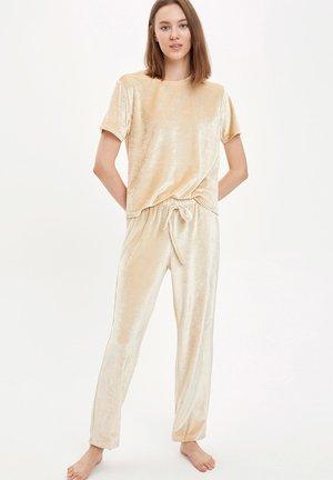Pyjama set - beige