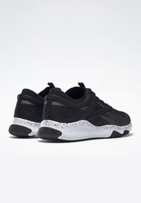 Reebok - REEBOK HIIT SHOES - Sneakers - black - 4