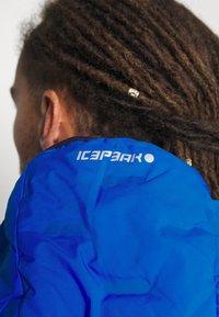 Icepeak - DAMASCUS - Zimní bunda - royal blue - 3