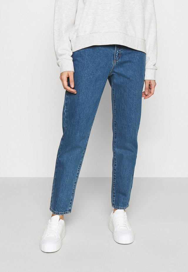 HIGH SLIM - Slim fit jeans - austin blue