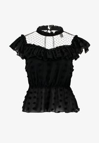 YAS - YASMONIA - Blouse - black - 4