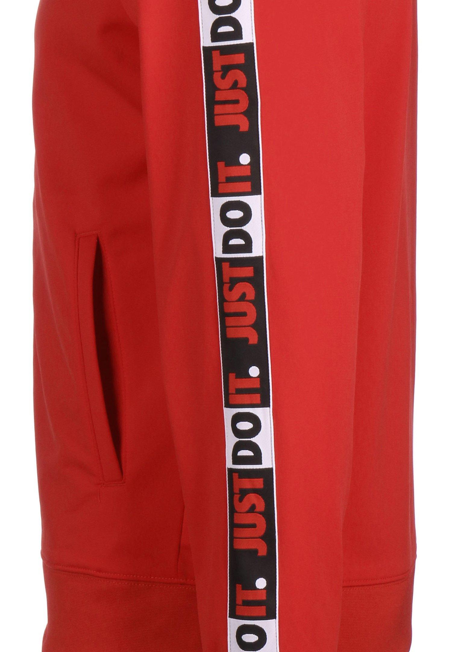 Nike Sportswear JUST DO IT  - veste en sweat zippée - university red