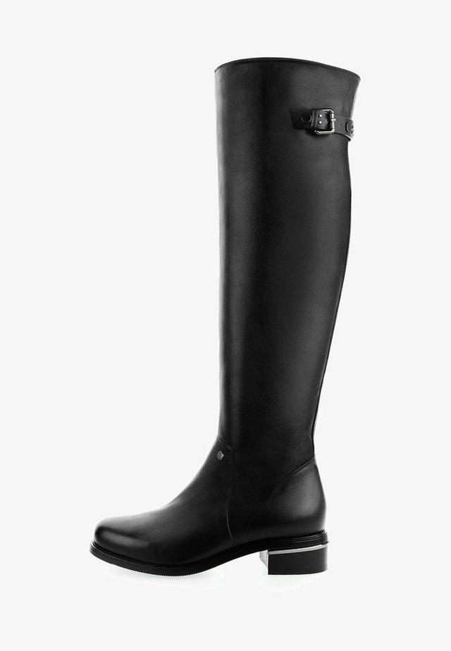 TALIGNANO - Stivali alti - black