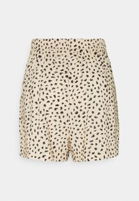 EDITED - EMBER - Shorts - beige/black - 1