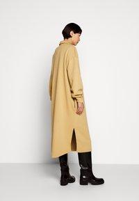 Holzweiler - BISLETT DRESS VINTAGE - Day dress - washed beige - 2