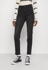 Wrangler - RETRO - Jeans slim fit - black track - 0