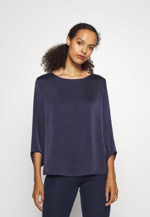MATT NOVA - T-shirt à manches longues - dark blue