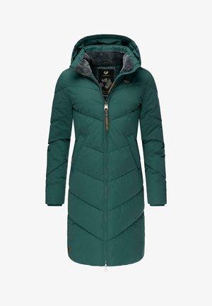 REBELKA - Winter coat - dark green