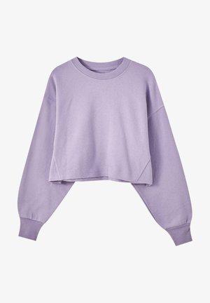 Sweatshirts - mauve