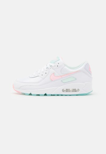 AIR MAX 90 - Baskets basses - white/arctic punch/barely green/light dew