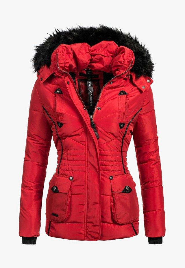 VANILLA - Winter jacket - red