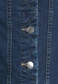 ONLY - ONLWONDER LIFE JACKET - Denim jacket - medium blue denim - 5
