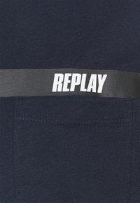 Replay - Print T-shirt - aviator blue - 2