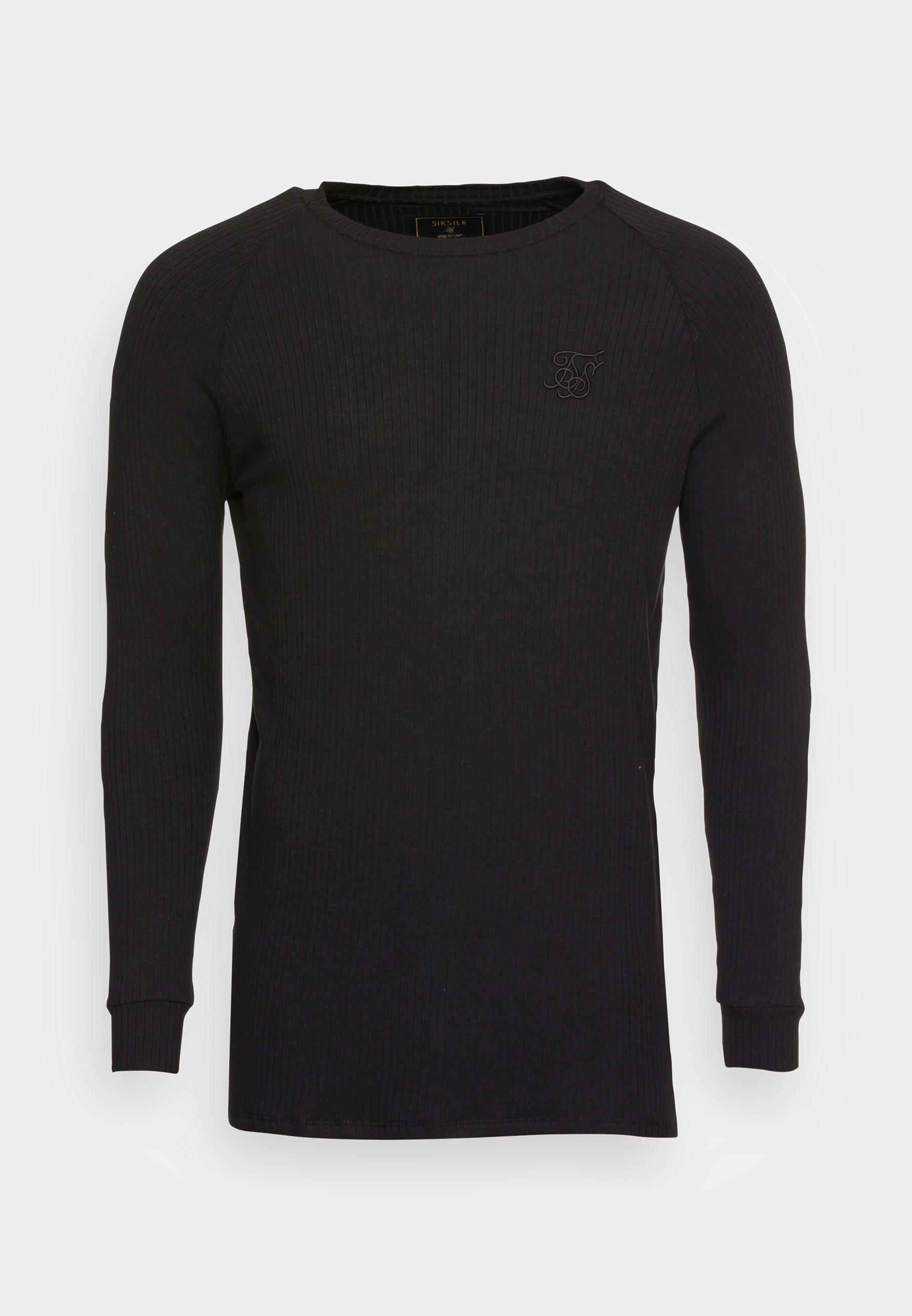 Uomo RAGLAN TEE - Maglietta a manica lunga