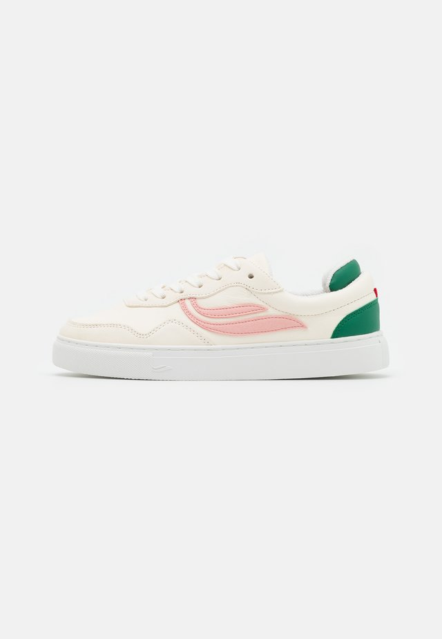 SOLEY UNISEX  - Sneakers basse - white/rose