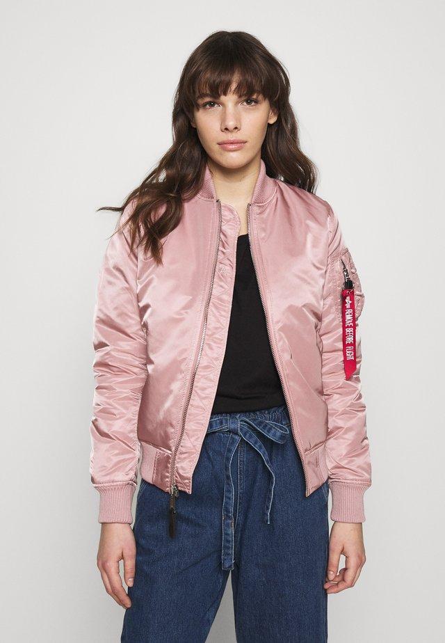 Blouson Bomber - silver pink
