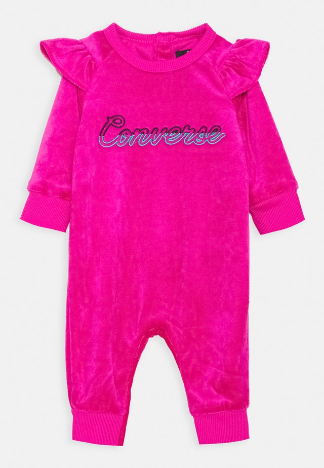 COVERALL - Jumpsuit - prime pink