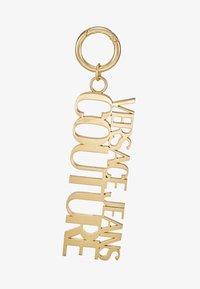 Versace Jeans Couture - Klíčenka - gold-coloured - 1