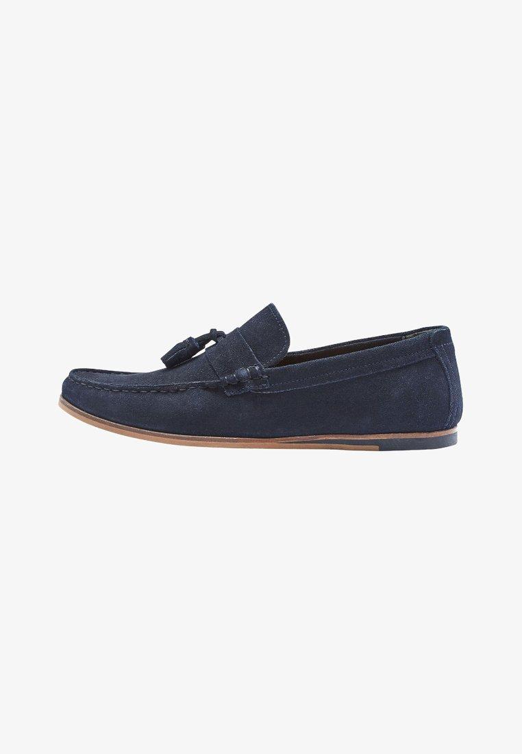 Next - Nazouvací boty - blue