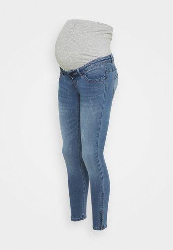 OLMKENDELL - Skinny džíny - medium blue denim