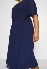 TFNC Curve - BELO MIDI DRESS - Cocktailkjoler / festkjoler - navy - 5