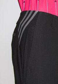 adidas Golf - ULTIMATE SPORTS GOLF PANTS - Kalhoty - black - 5