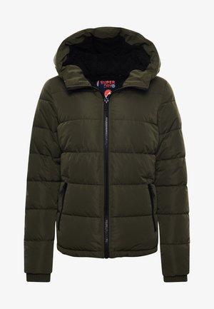AKAN - Winter jacket - army khaki