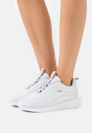 K-ACT BEAM - Matalavartiset tennarit - white/vapor grey