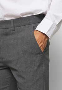 Lindbergh - CLUB PANTS - Bukse - grey mix - 4