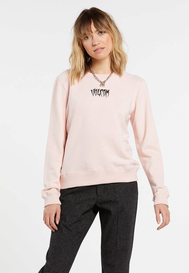 SOUND CHECK - Sweater - hazey_pink