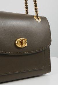 Coach - PARKER SHOULDER BAG - Handbag - moss - 6