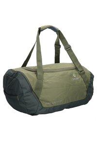 Deuter - AVIANT DUFFEL 50 - Sports bag - khaki/ivy - 3