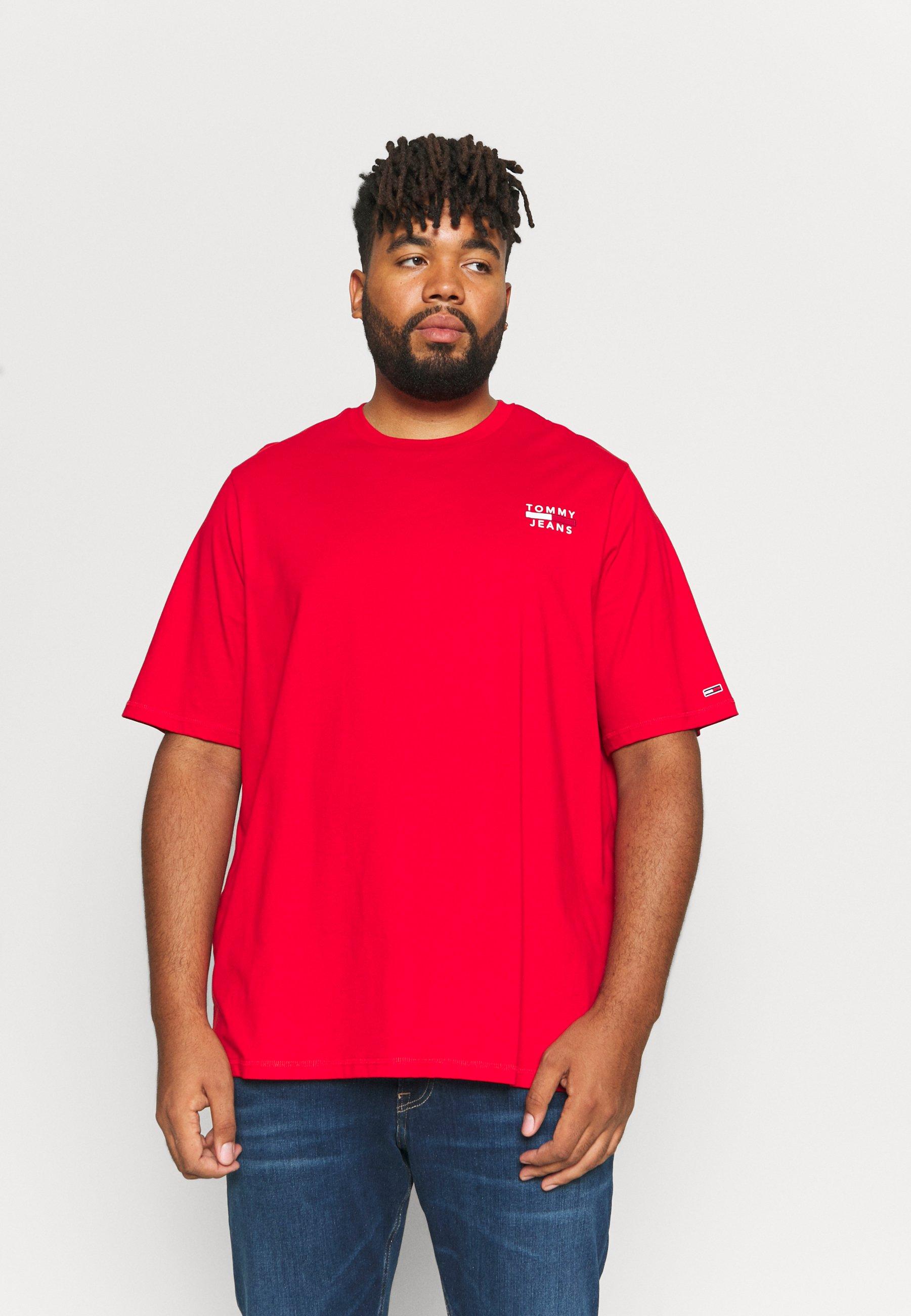 Men CHEST LOGO TEE - Basic T-shirt