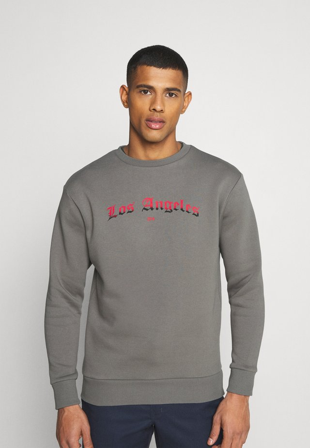 ANGELES CREW - Sweater - grey