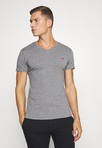 Diesel - UMTEE-MICHAEL 3 PACK - Undershirt - black/white/grey - 3