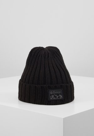 COUNTER BEANIE - Gorro - original black