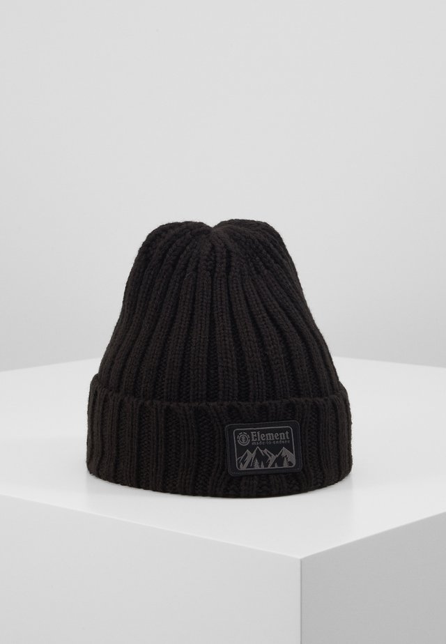 COUNTER BEANIE - Berretto - original black