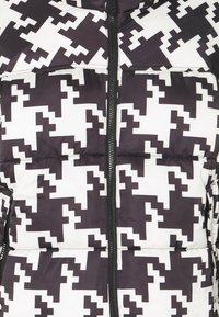 Gina Tricot - PUFFER JACKET - Winter jacket - black/white - 2