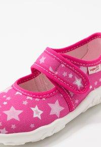 Superfit - BONNY - Domácí obuv - lolly - 2